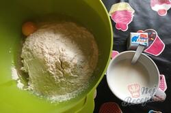 Příprava receptu Babiččiny pařené buchty se skořicí, krok 1