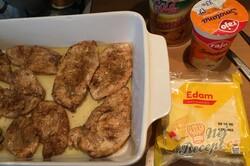 Příprava receptu Osvědčené kuřecí řízky Havaj, krok 4