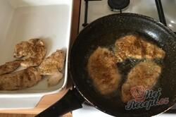Příprava receptu Osvědčené kuřecí řízky Havaj, krok 3
