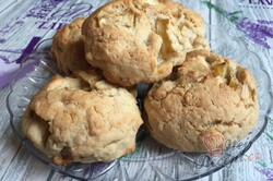 Příprava receptu Fantastické jablečné buchtičky, které zmizí z talíře za jednu minutu., krok 9