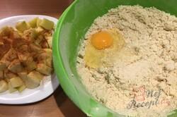 Příprava receptu Fantastické jablečné buchtičky, které zmizí z talíře za jednu minutu., krok 4