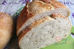 Příprava receptu Křupavý hrnkový domácí chléb bez hnětení, krok 10