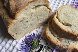 Příprava receptu Domácí cibulový chléb, krok 18