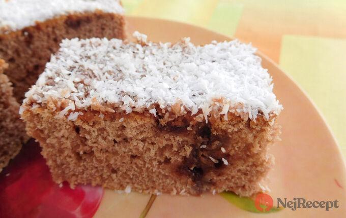 Recept Šalamounovy hrnkové řezy - fotopostup