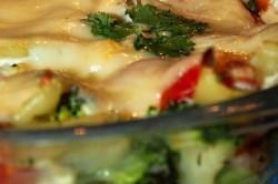 Příprava receptu Zapečená brokolice s bramborem, krok 1