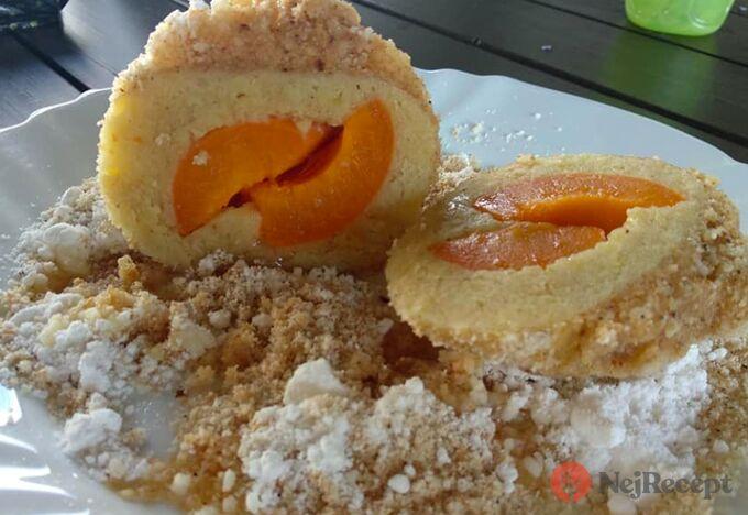 Recept Bramborové mega koule plněné meruňkami