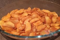 Příprava receptu Jablečný nákyp s ořechy BEZ MOUKY a CUKRU - FOTOPOSTUP, krok 10