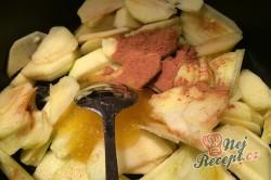 Příprava receptu Jablečný nákyp s ořechy BEZ MOUKY a CUKRU - FOTOPOSTUP, krok 3