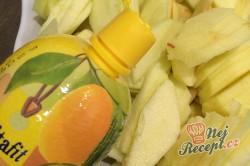 Příprava receptu Jablečný nákyp s ořechy BEZ MOUKY a CUKRU - FOTOPOSTUP, krok 2