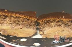 Příprava receptu Jablečný nákyp s ořechy BEZ MOUKY a CUKRU - FOTOPOSTUP, krok 15