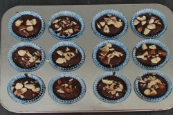 Príprava receptu Nutellové muffiny pripravené za 5 minút, krok 5