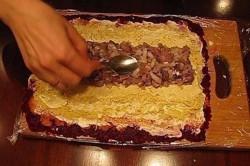 Příprava receptu Roláda z červené řepy, krok 2