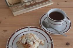 Příprava receptu Drobenkový koláč, krok 1