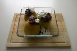 Příprava receptu Pečená jablka, krok 2