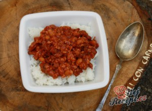 Chilli con carne - snadno a rychle