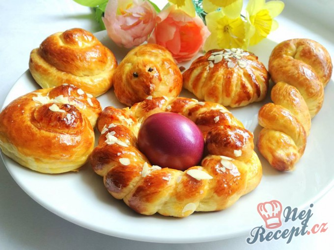 Recept Velikonoční jidáše