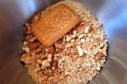 Příprava receptu Sušenková klobása, krok 1