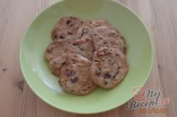 Příprava receptu Hrníčkové brusinkové sušenky, krok 1