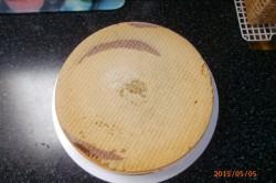 Příprava receptu Vynikající mramorový korpus na dorty, krok 15