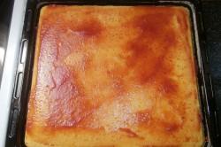 Příprava receptu Řezy s pudinkem a s bébé sušenkama, krok 1