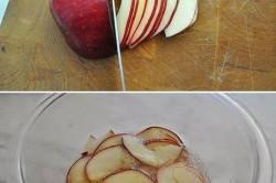 Příprava receptu Fenomenální růžičky z jablek a listového těsta, krok 2
