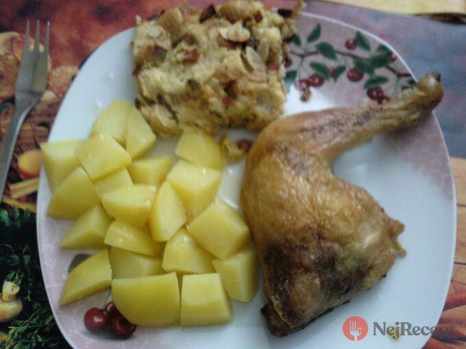 Recept Nádivka ke kuřeti
