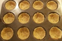 Příprava receptu Ovocné košíčky, krok 1
