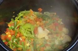 Příprava receptu Minestrone - italská zeleninová polévka, krok 3