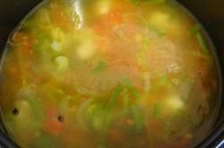 Příprava receptu Minestrone - italská zeleninová polévka, krok 4