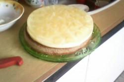Příprava receptu Ananasový průsvitný dort, krok 1