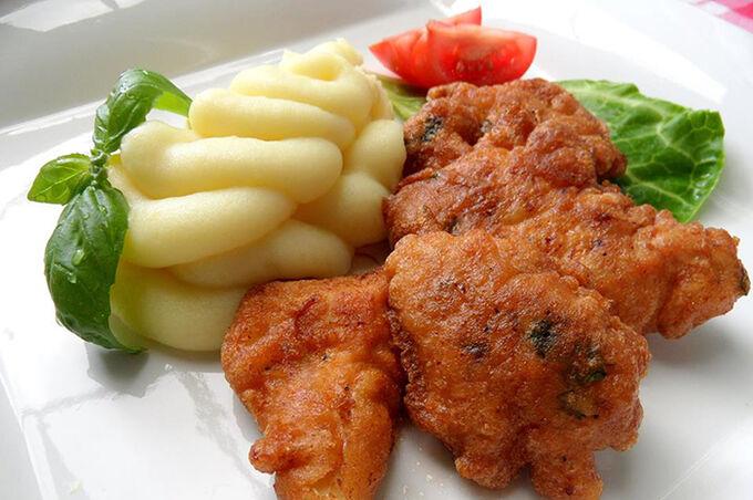Recept Šťavnatá kuřecí prsíčka Hellmann's