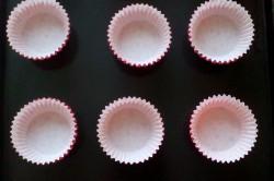 Příprava receptu Muffiny podle Klárky, krok 1