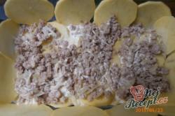 Příprava receptu Zapečený květák s mletým masem, krok 5