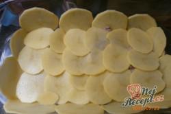 Příprava receptu Zapečený květák s mletým masem, krok 6