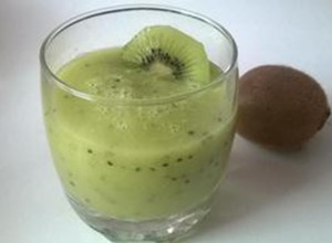 Recept Kiwi smoothie