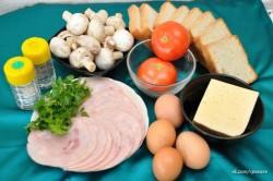 Príprava receptu Plnené sendviče - 2 druhy, krok 1
