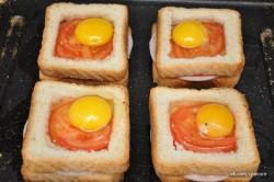 Príprava receptu Plnené sendviče - 2 druhy, krok 8