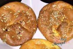 FITNESS recept na pečivo bez mouky ze 3 surovin, krok 6