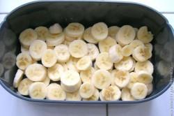 Příprava receptu Dětská pochoutka z krupice a banánů, krok 2