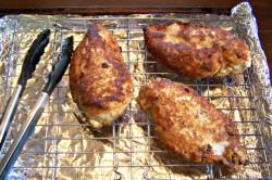 Příprava receptu Parmezánové kuřecí steaky se slaninou, krok 2