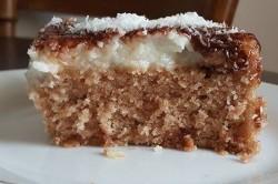 Příprava receptu Buchta s kokosovým krémem, krok 1