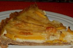 Příprava receptu Křupavý mangový koláč, krok 1