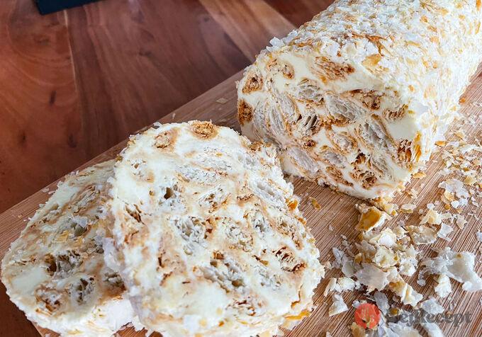 Recept Jen 3 suroviny vám postačí na přípravu dokonalé listové rolády se salkem