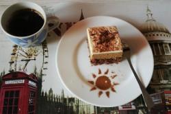 Příprava receptu Famózní caffé řezy, krok 4