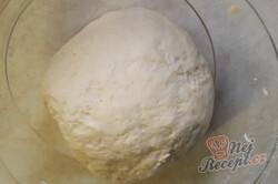 Příprava receptu Domácí křupavé housky jako z pekárny, krok 2