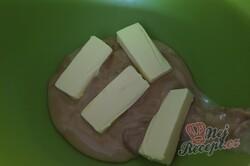 Příprava receptu Karamelové košíčky polité čokoládovou polevou, krok 7