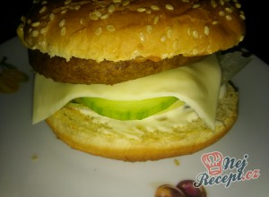 Recept Cheeseburger