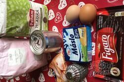 Příprava receptu Karamelové košíčky polité čokoládovou polevou, krok 1