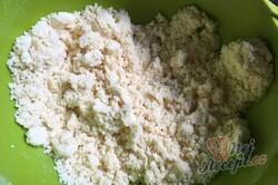 Příprava receptu Kokosové foukané rohlíčky, krok 3