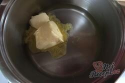 Příprava receptu Větrník jako roláda - nejlepší dezert z cukrárny, krok 6